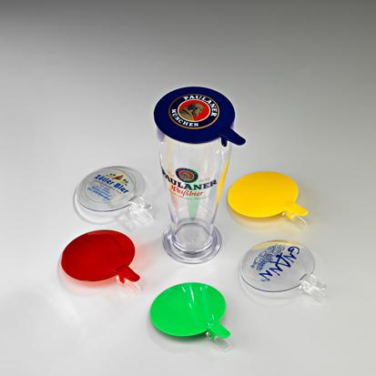 Gläserdeckel Lucky Lid (2er-Set)