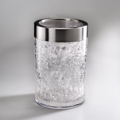 FlaschenkühlerCrystal - Crushed Ice